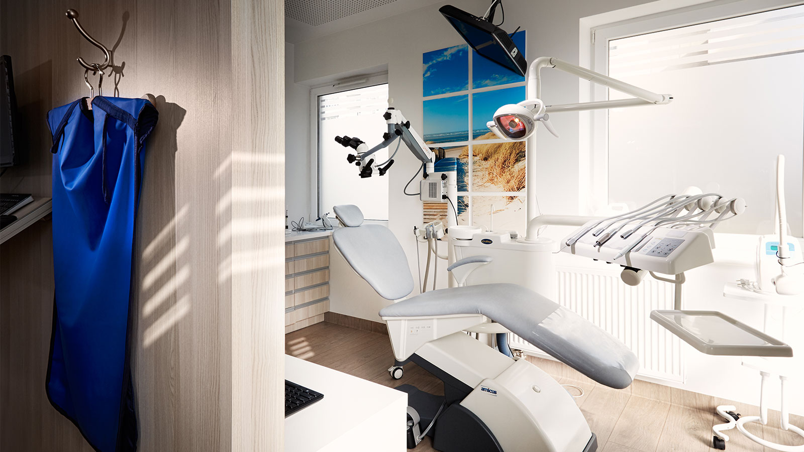 Offices in Dental Clinic Gdansk